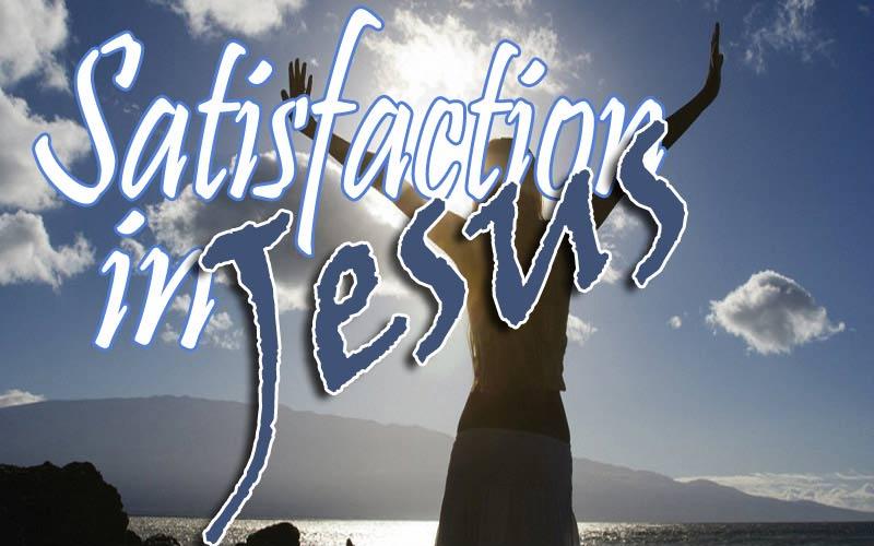 No One Satisfies Like Jesus